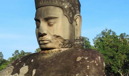 Een visum aanvragen voor uw reis naar Cambodja
